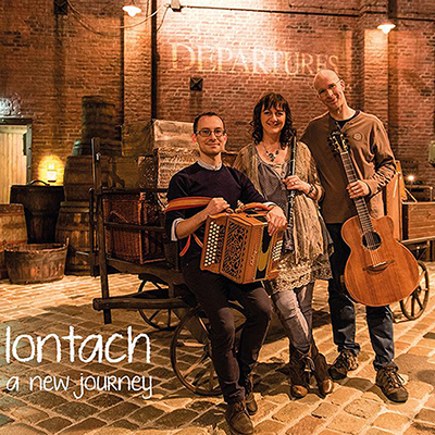 CD Iontach: a new journey